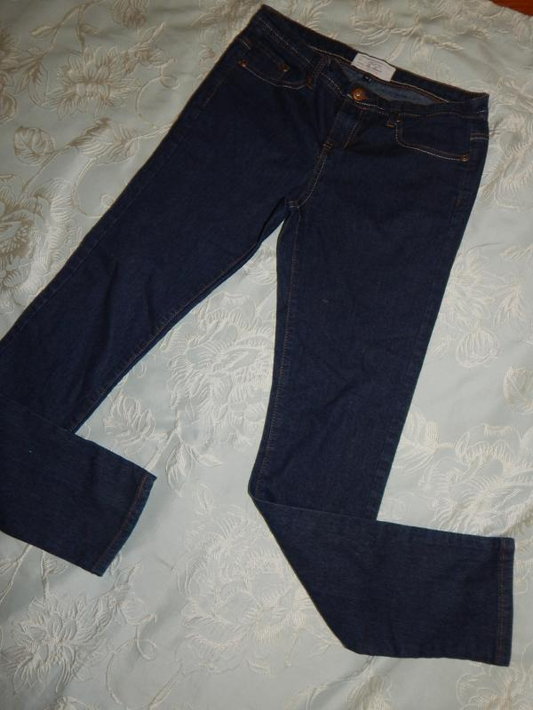 Next джинсы skinny стильные модные р 6