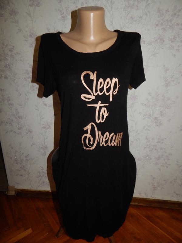 Jessica simpson ночнушка, домашнее платьеце рs