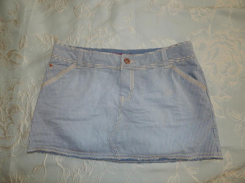 American eagle юбка джинсовая стильная модная р10