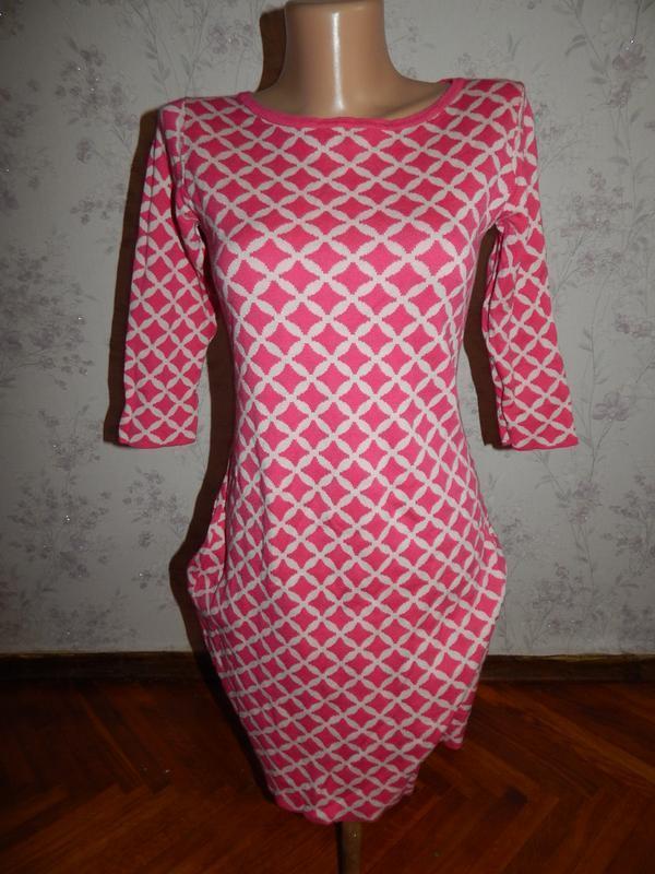 Matalan платье плотный трикотаж, стильное, модное р6
