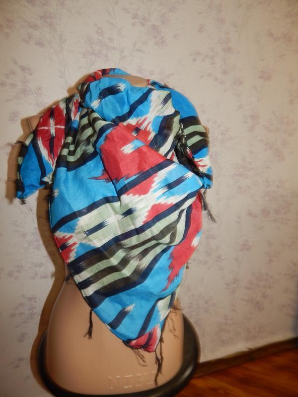 Платок котоновый стильный, модный