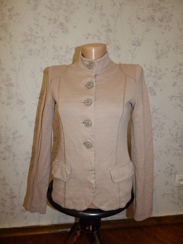 I blues club пиджак жакет трикотажный стильный модный р8 made ...