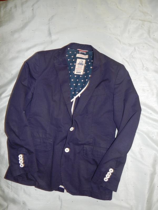 Rhino пиджак, жакет стильный модный рм - Фото 2