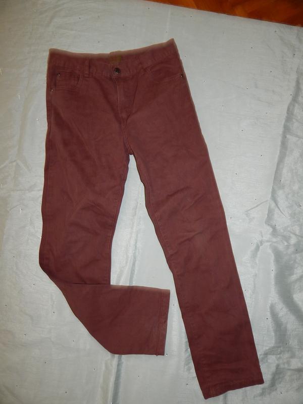Denim co джинсы slim на мальчика 12-13 лет