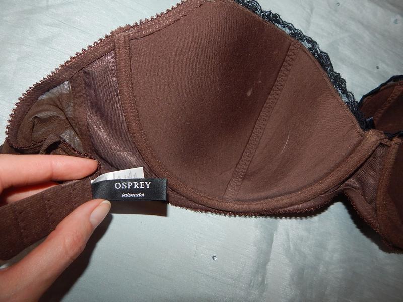 Osprey бюстгальтер р85d 38d коричневый - Фото 5