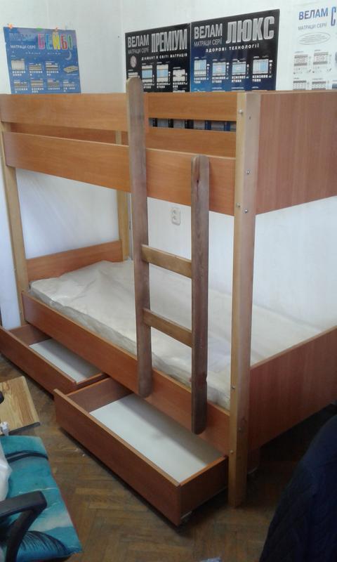 Кровать двуярусная