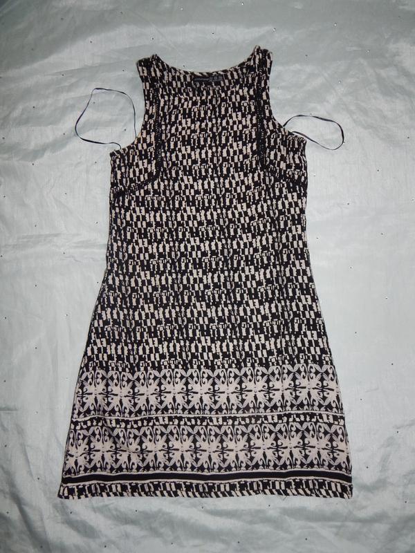 Atmosphere платье вискозное стильное модное р 6