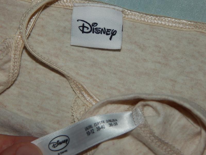 Disney пижама скомбинированная трикотажная майка с шортиками р10 - Фото 7