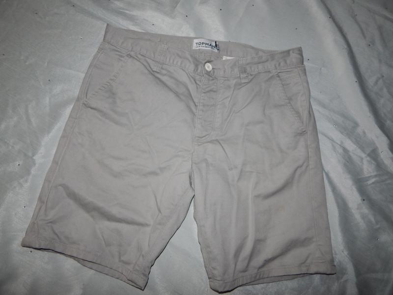 Topman шорты мужские стильные модные р34 l
