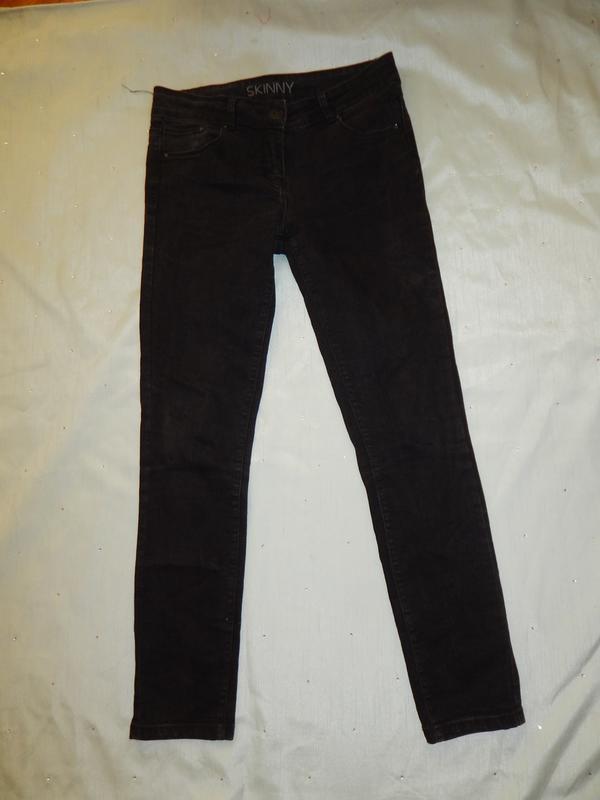 George джинсы skinny стильные модные р12
