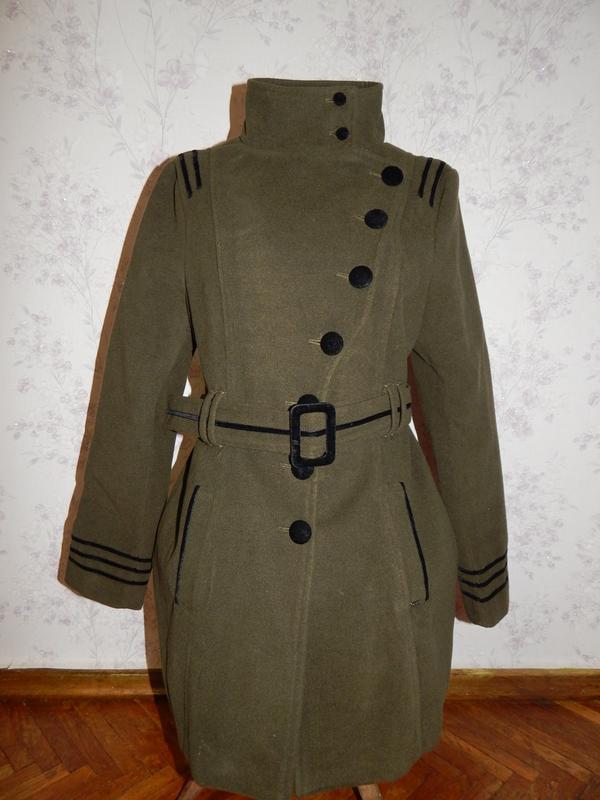 Brave soul пальто модное новое!!р 12