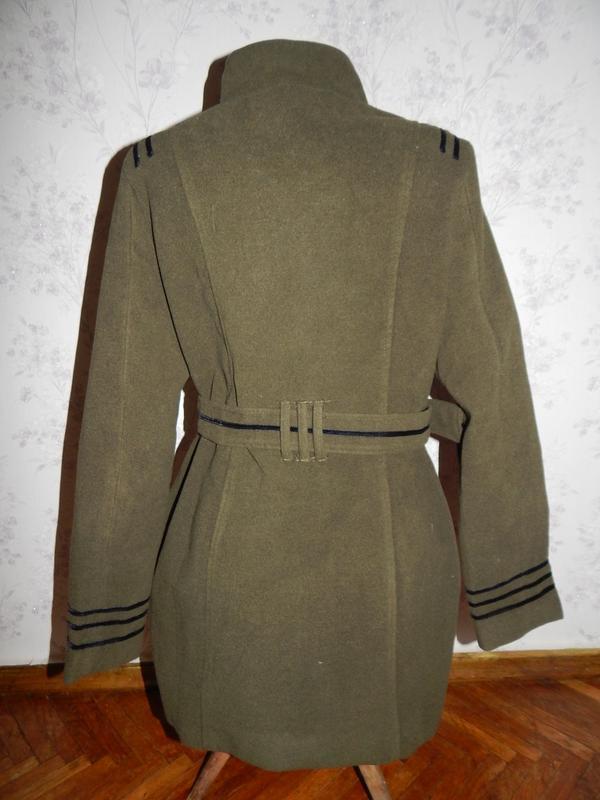 Brave soul пальто модное новое!!р 12 - Фото 2
