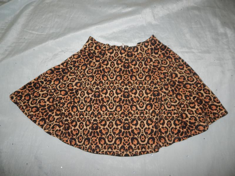 H&m юбка вискозная стильная модная р12