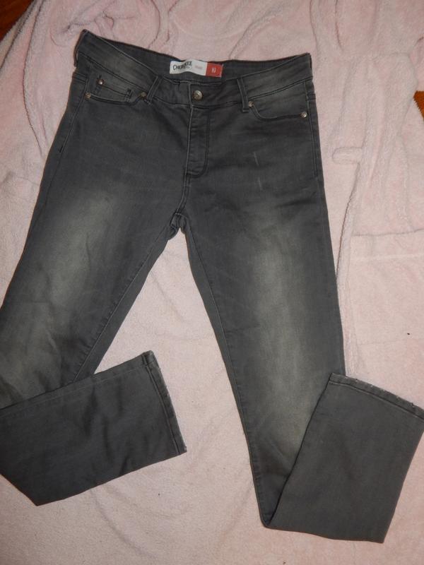 Cherokee джинсы модные р 10