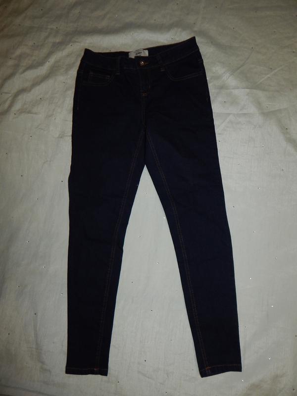 New look джинсы skinny стильные модные р8