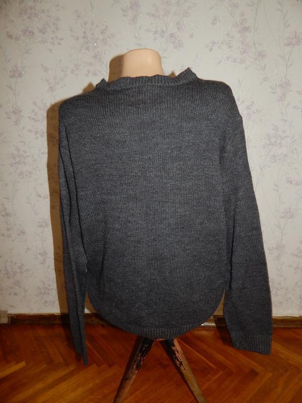 Select свитер модный стильный р 16 - Фото 2