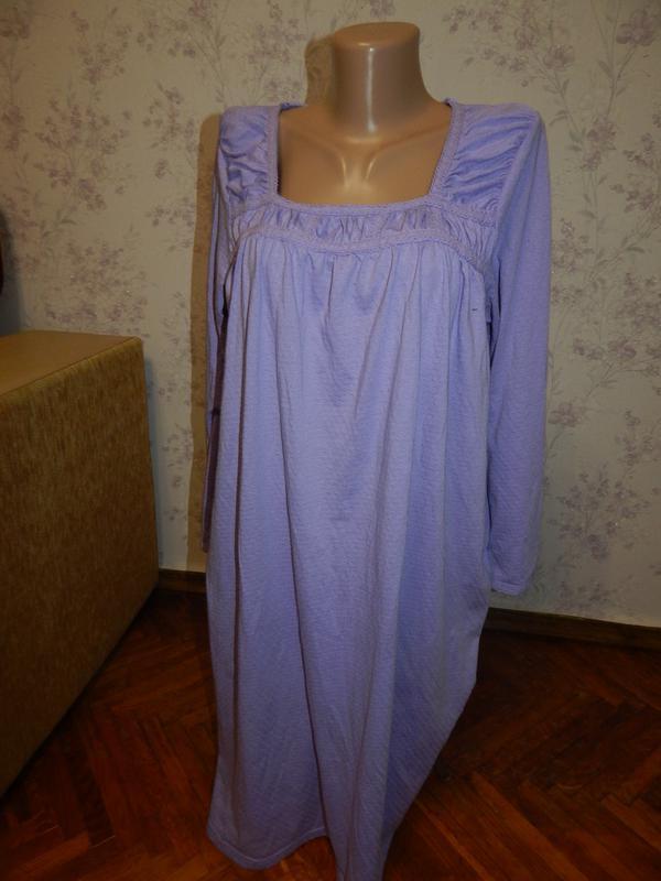 Classics ночнушка трикотажная, домашнее платьеце р12-14