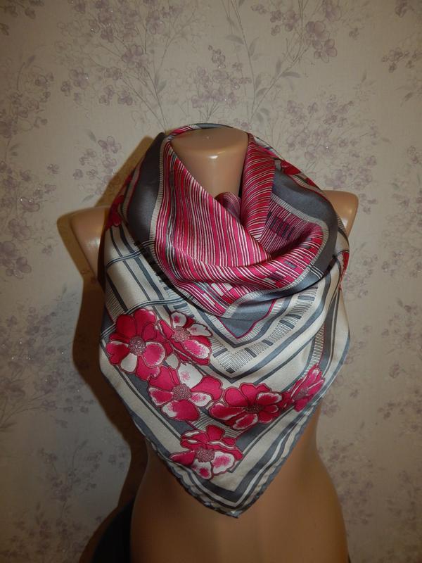 Jacqmar платок стильный модный
