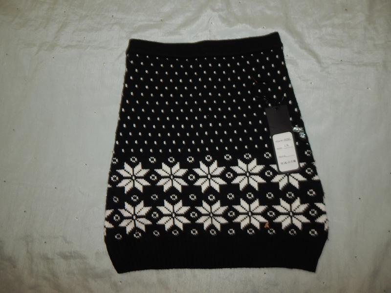 Follement юбка вязаная стильная модная новая рl/xl новая