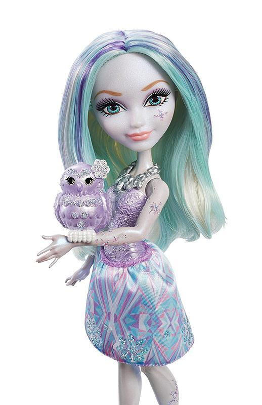 Ever after high epic winter sparklizer playset & doll