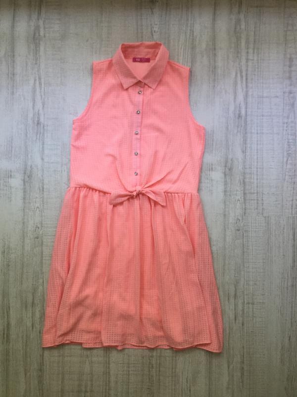 Платье 12-13 лет.