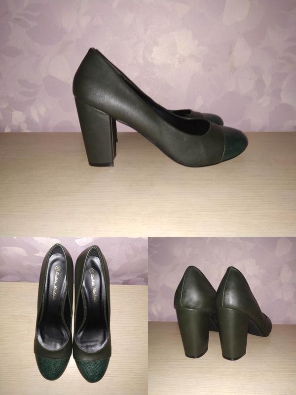 Туфли 44-45 р большой размер