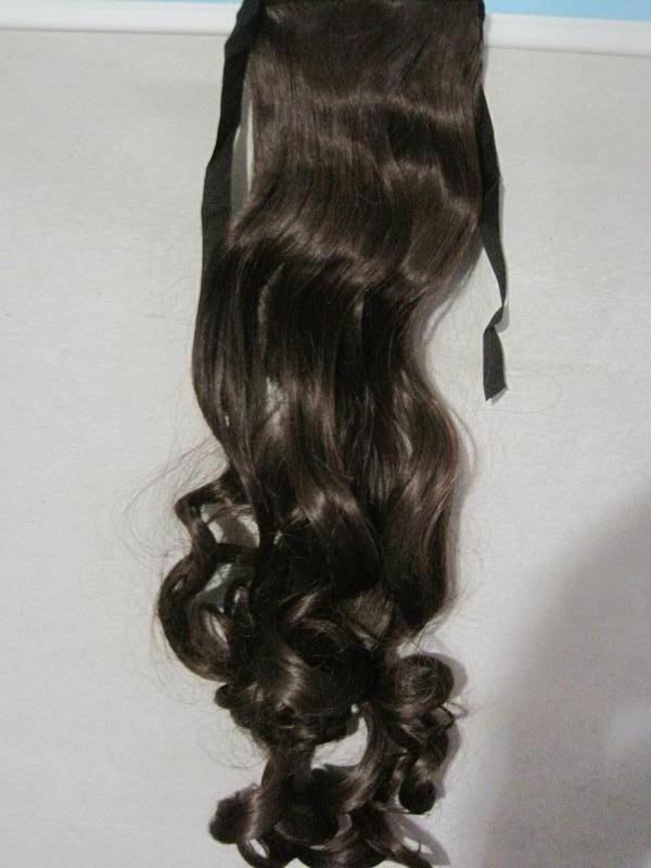 10 хвост из искусственных волос - Фото 3