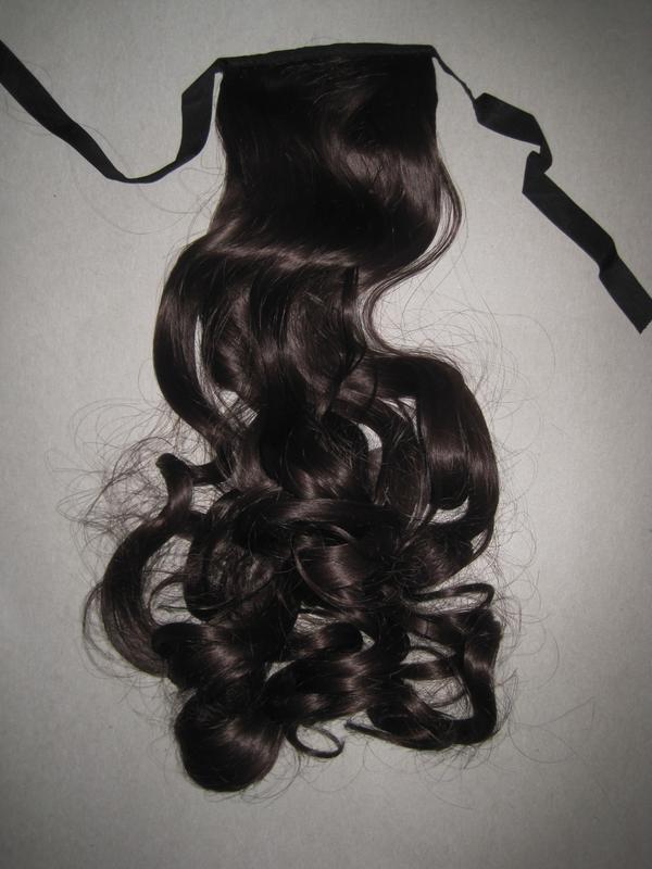 10 хвост из искусственных волос - Фото 5