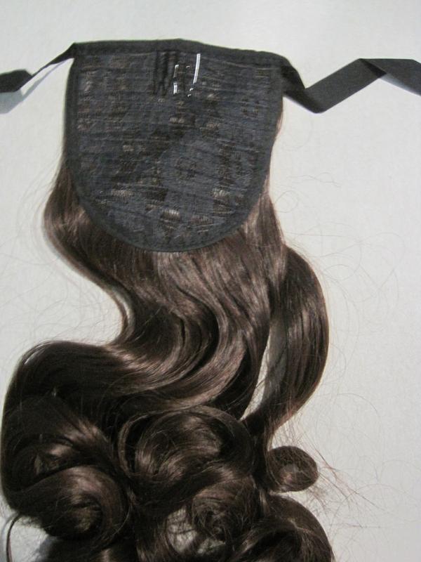 10 хвост из искусственных волос - Фото 6