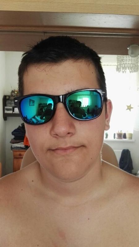 1 очки солнцезащитные,зеркальные - Фото 2