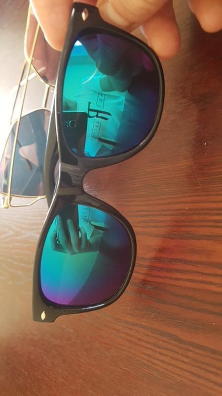 1 очки солнцезащитные,зеркальные - Фото 3