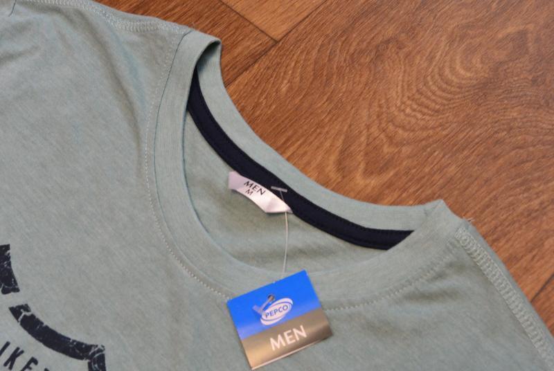 Мужская футболка pepco 1863 - Фото 3