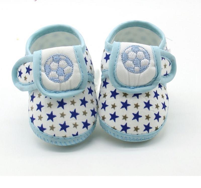 7 первая обувь малыша/ повседневные пинетки/ тапочки