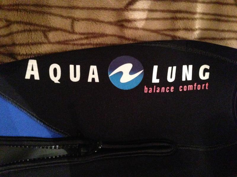 Гидрокостюм Aqua Lung 5мм