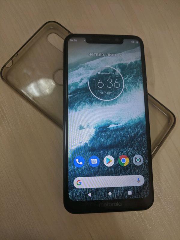 Смартфон Motorola One - Фото 2