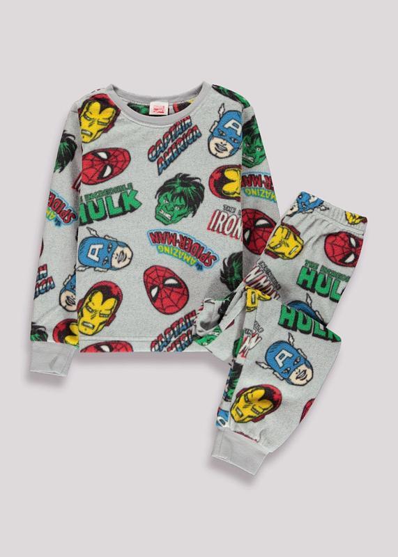 Matalan флисовая пижама для мальчика