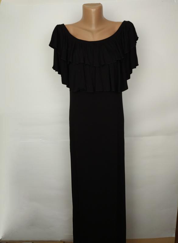 Платье новое трикотажное красивое большого размера boohoo uk 1...
