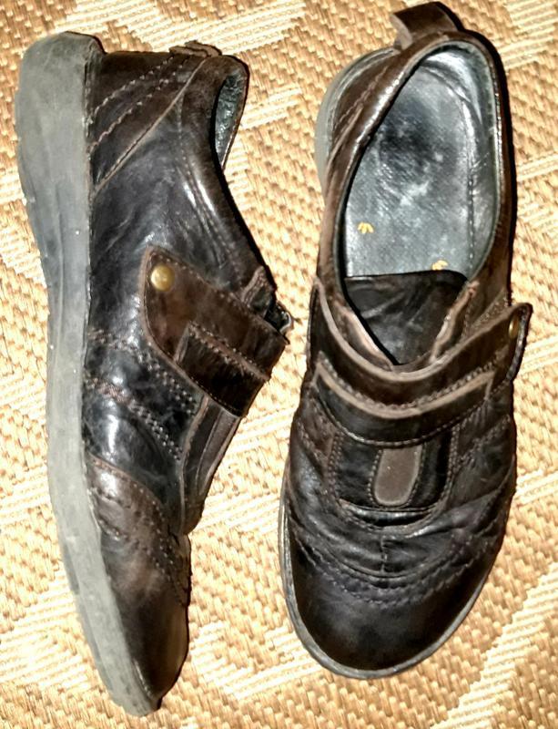 Круті шкіряні туфлі
