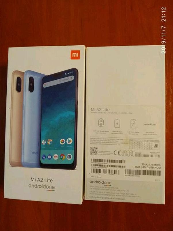 Xiaomi A2 Lite 4/32 Carbon Global Version