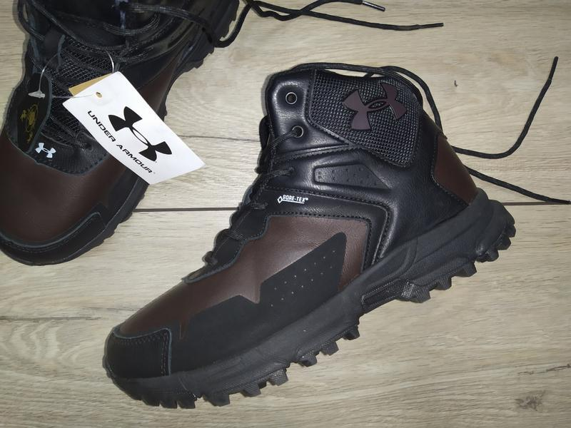 Зимние ботинки under armour зима мех