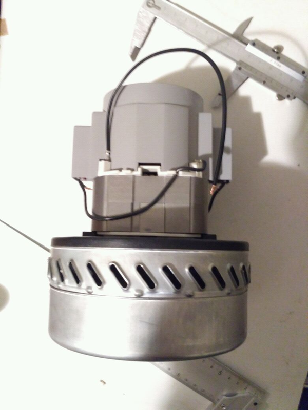 Двигун миючого пилососа АmateК двигатель пылесоса
