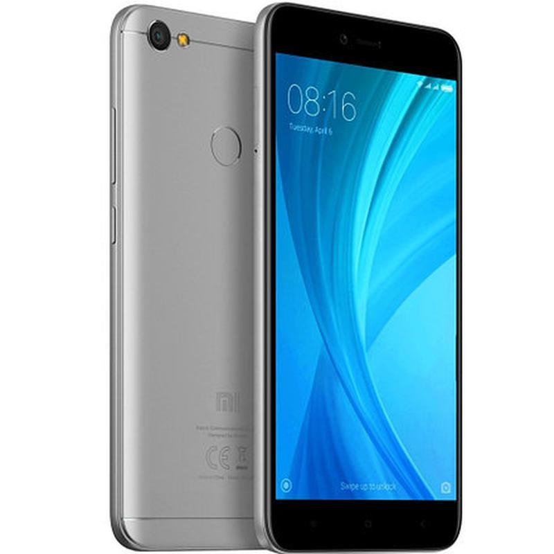 Смартфон Xiaomi Redmi Note 5A 2/16Gb Grey, Международная версия,