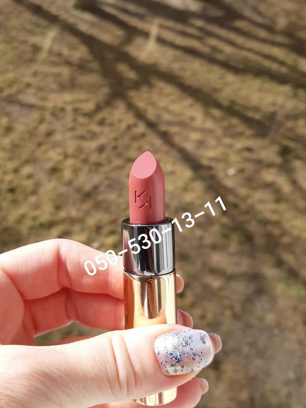 Gossamer emotion creamy lipstick kiko milano кремовая помада ,... - Фото 2