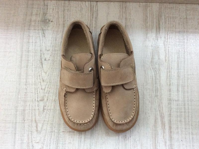 Кожаные туфельки naturino