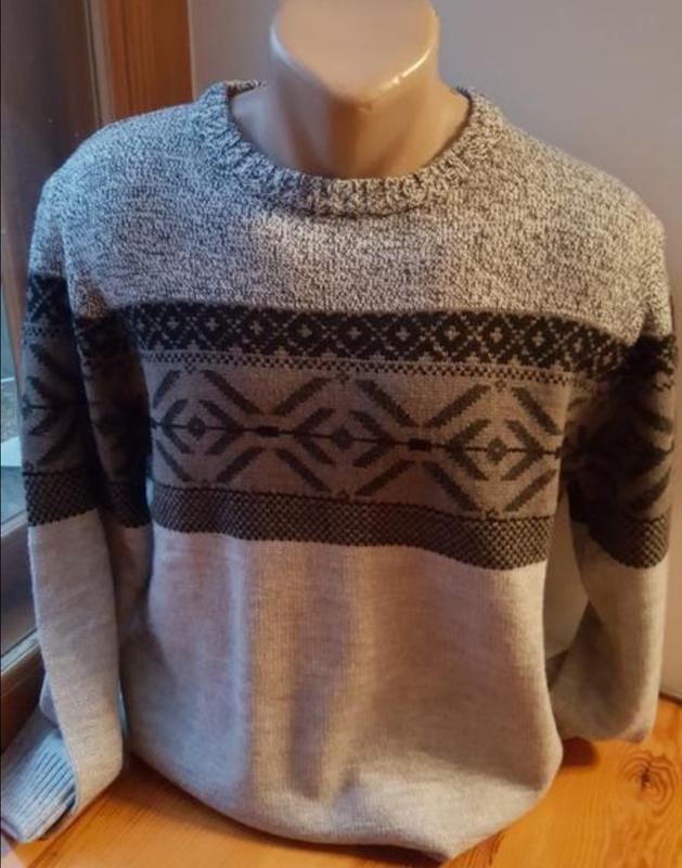 Распродажа свитер мужской большой размер батал 3xl