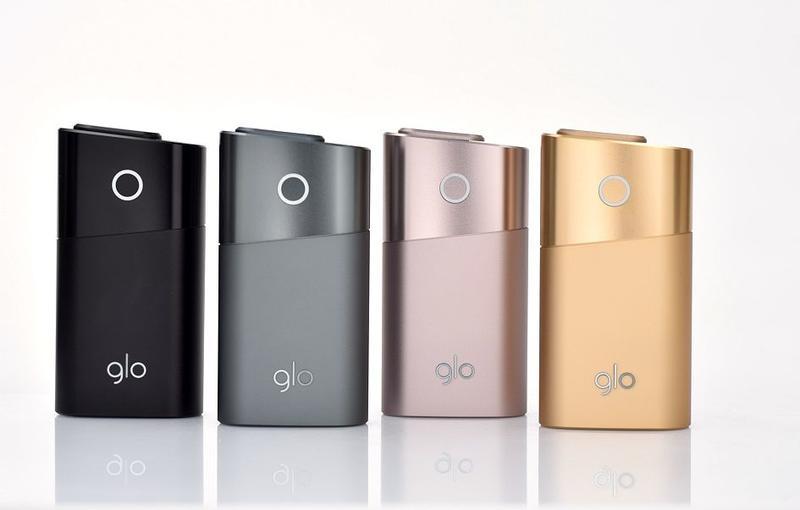 Устройство для нагрева табака Glo