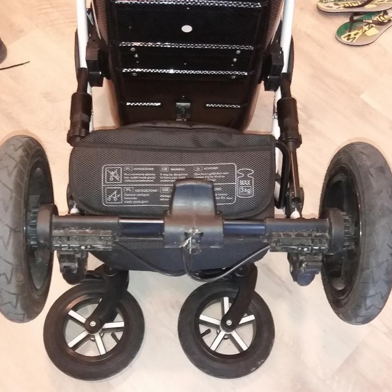 Ремонт детских колясок.