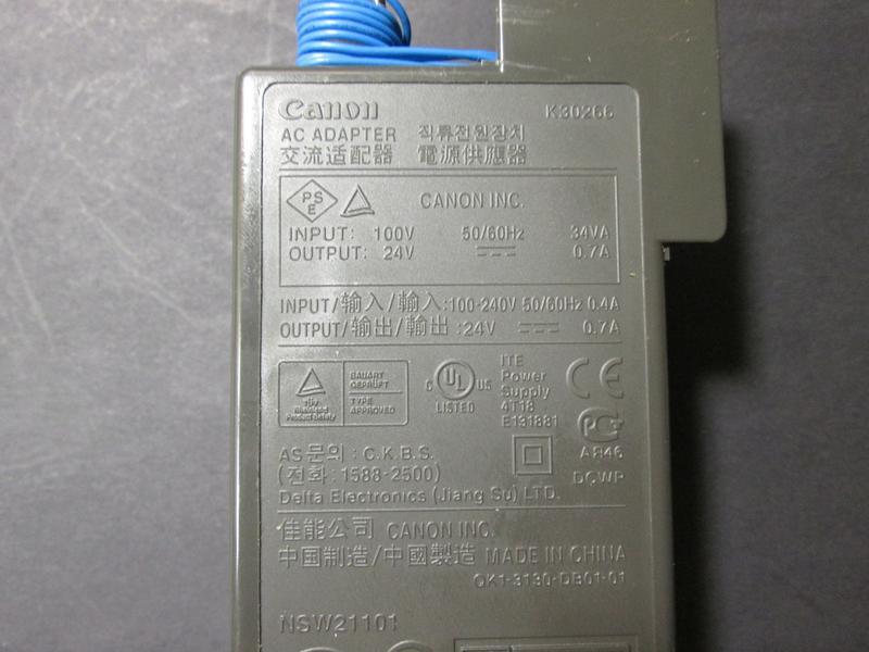 Блок питания принтера CANON PIXMA IP1800