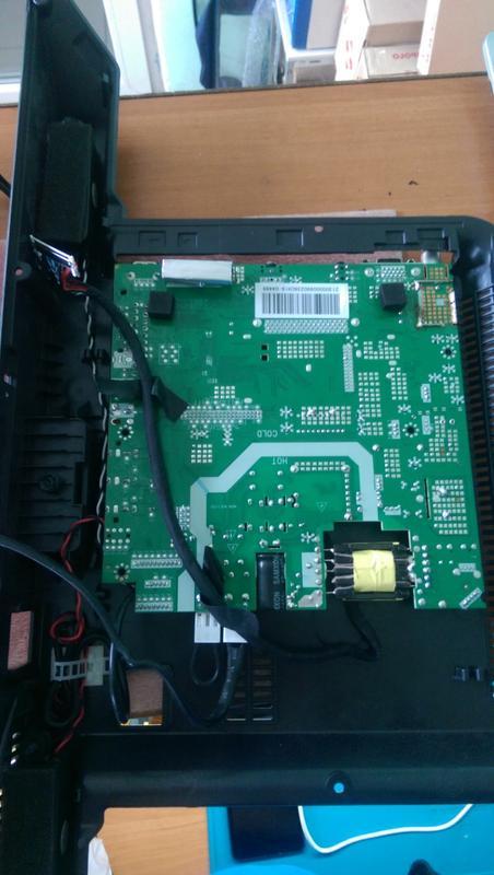 Плата ms308c1-zc01-01 для телевизора Toshiba 24E1653DG - Фото 3