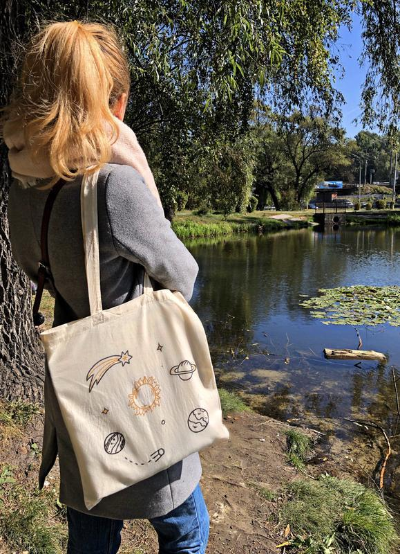 Шоппер/ экосумка/ тканевая сумка /еко сумка